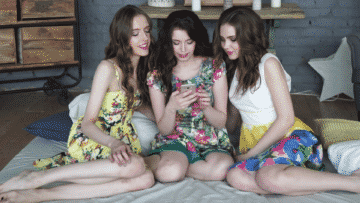 Sohbet Kızları